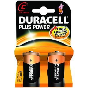 DURACELL C Plus Power (2 pack) (MN1400B2)