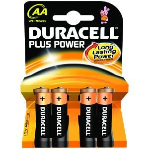 AA Plus Power (4 pack)
