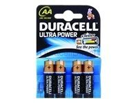 DURACELL AA Ultra Power (4 pack) (MX1500B4)