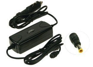 2-POWER Car-Air DC Adapter 18-20v Tilsvarende SCA-830E (CAC0672A)