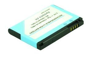 2-POWER Smartphone Battery 3.7v 1100mAh Tilsvarende F-M1 (MBI0120A)