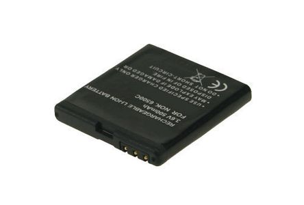 2-POWER Mobile Phone Battery 3.7v 500mAh Tilsvarende BL-6P (MBP0060A)