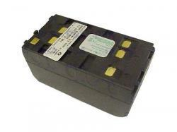 2-POWER Camcorder Battery 6v 4000mAh Tilsvarende CCM-4060A (VBH0951A)