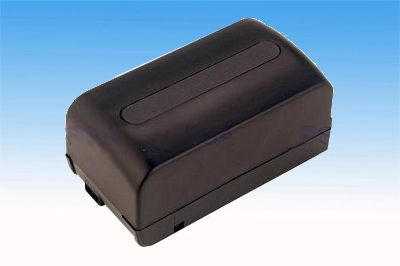 2-POWER Camcorder Battery 6v 4000mAh Tilsvarende BP-729 (VBH0965A)