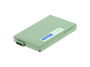 2-POWER Camcorder Battery 7.4v 850mAh Tilsvarende BP-208 (VBI0905A)