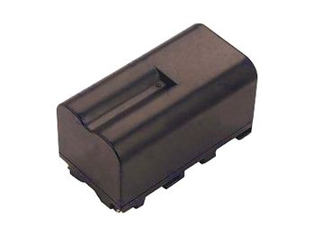 2-POWER Camcorder Battery 7.2v 4400mAh Tilsvarende NP-730 (VBI0962A)