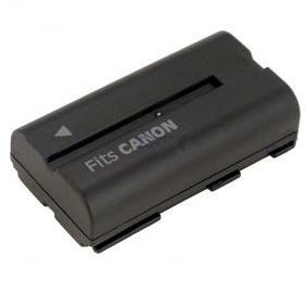 Camcorder Battery 7.2v 2200mAh Tilsvarende BP-911