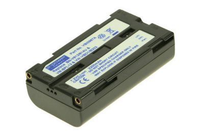 Camcorder Battery 7.2v 2200mAh Tilsvarende AG-BP15P