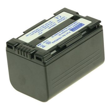 2-POWER Camcorder Battery 7.2v 2200mAh Tilsvarende CGP-D16A/ 1B (VBI9524A)