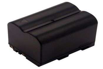 Camcorder Battery 7.4v 3000mAh Tilsvarende BT-L441