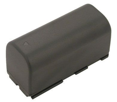 2-POWER Camcorder Battery 7.2v 2300mAh Tilsvarende BP-617 (VBI9535A)