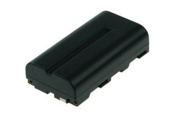 2-POWER Camcorder Battery 7.2v 2300mAh Tilsvarende VW-NP520 (VBI9536A)