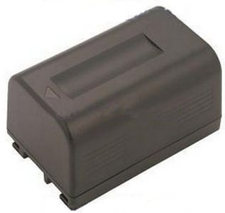 2-POWER Camcorder Battery 7.2v 4400mAh Tilsvarende CGR-V620 (VBI9542A)