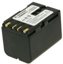 2-POWER Camcorder Battery 7.2v 2200mAh Tilsvarende M7216CL (VBI9555A)