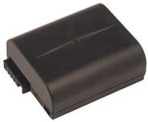 Camcorder Battery 7.4v 1500mAh Tilsvarende BP-412