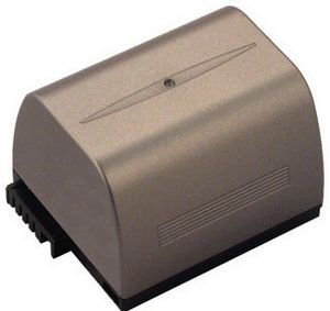 2-POWER Camcorder Battery 7.4v 3000mAh Tilsvarende BP-422 (VBI9563A)