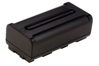 2-POWER Camcorder Battery 7.4v 4600mAh Tilsvarende BT-L665 (VBI9586A)