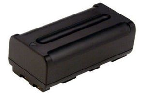 Camcorder Battery 7.4v 4600mAh Tilsvarende BT-L665