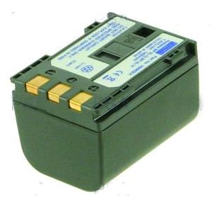 2-POWER Camcorder Battery 7.4v 1400mAh Tilsvarende BP-2L12 (VBI9625A)