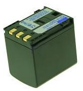 2-POWER Camcorder Battery 7.4v 2400mAh Tilsvarende BP-2L24H (VBI9625B)