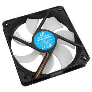COOLTEK Silent Fan 120*120*25 PWM F-FEEDS (CT120PWM)