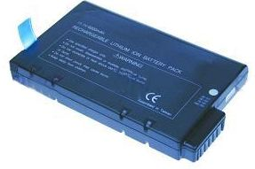 2-POWER Main Battery Pack 10.8v 6900mAh 75Wh Tilsvarende PE-202D2 (CBI0690B)
