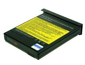 2-POWER Main Battery Pack 14.4v 5400mAh Tilsvarende 2523T (CBI0760A)