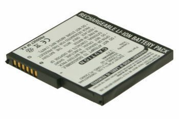 2-POWER PDA Battery 3.7v 1800mAh Tilsvarende F2611-L100 (PDA0091A)