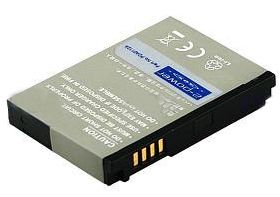 2-POWER PDA Battery 3.7v 1400mAh Tilsvarende D-X1 (PDA0112A)