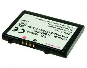 2-POWER PDA Battery 3.7v 1100mAh 3.7Wh Tilsvarende 311315-B21 (PDA0002A)