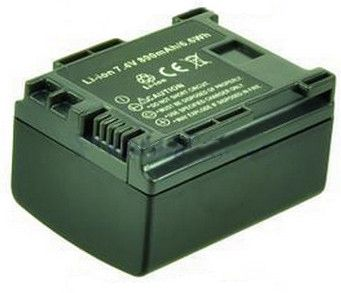 Camcorder Battery 7.2v 670mAh Tilsvarende BP-808