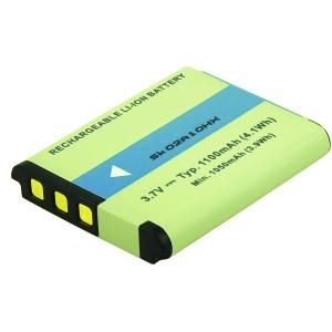 2-POWER Camcorder Battery 3.7v 1100mAh Tilsvarende BN-VG212 (VBI9929A)