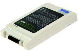 2-POWER Main Battery Pack 10.8v 4600mAh Tilsvarende PA3176U-1BRS (CBI0837A)