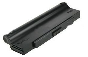 2-POWER Main Battery Pack 11.1v 6600mAh Tilsvarende VGP-BPL2 (CBI0917A)