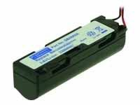 2-POWER Barcode / Scanner Battery 3.6v 2300mAh Tilsvarende F5040A (SBI0003A)