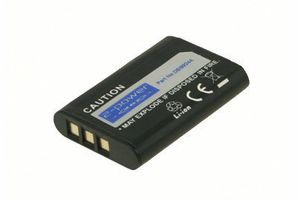 Digital Camera Battery 3.7v 570mAh Tilsvarende EN-EL11