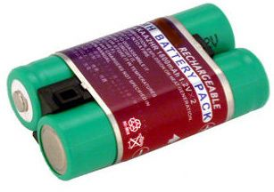 Digital Camera Battery 2.4v 1800mAh Tilsvarende KAA2HR