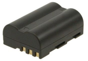 2-POWER Digital Camera Battery 7.4v 1620mAh Tilsvarende EN-EL3e (DBI9562A)