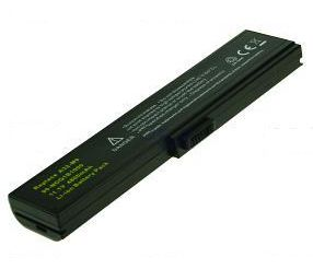 2-POWER Main Battery Pack 11.1v 5200mAh Tilsvarende B-5181 (CBI2009A)