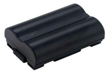 2-POWER Digital Camera Battery 7.2v 1400mAh Tilsvarende BP-DC1 (DBI9591A)