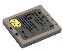 2-POWER Digital Camera Battery 3.7v 710mAh Tilsvarende NP-40 (DBI9618A)