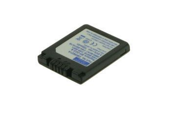 2-POWER Digital Camera Battery 3.6v 750mAh Tilsvarende DMW-BCA7 (DBI9621A)