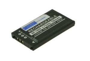 Digital Camera Battery 3.7v 650mAh Tilsvarende BP-780S