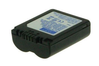 2-POWER Digital Camera Battery 7.2v 710mAh Tilsvarende CGR-S006 (DBI9668A)