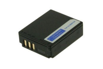 2-POWER Digital Camera Battery 3.7v 1000mAh Tilsvarende CGA-S007 (DBI9710A)