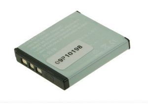 Digital Camera Battery 3.7v 650mAh Tilsvarende 1979657