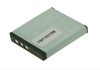 2-POWER Digital Camera Battery 3.7v 650mAh Tilsvarende 1979657 (DBI9712A)