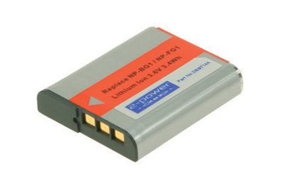 2-POWER Digital Camera Battery 3.6v 950mAh Tilsvarende NP-BG1 (DBI9714A)