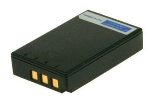 Digital Camera Battery 7.2v 900mAh Tilsvarende BLS1
