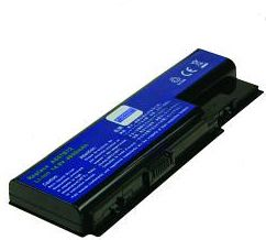 2-POWER Main Battery Pack 14.8v 4400mAh Tilsvarende AS07B72 (CBI2057A)